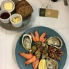 assortiment fruits de mer